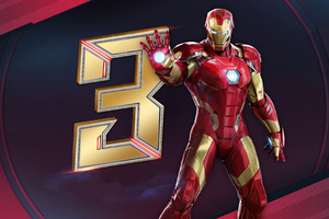 Marvel Duel Iron Man Wallpaper