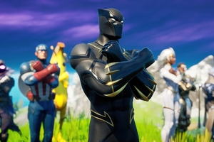 Marvel Fortnite Game