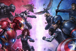 Marvel Future Fight 5k Wallpaper