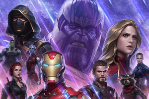 Marvel Future Fight Avengers