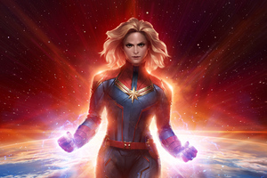 Marvel Future Fight Captain Marvel