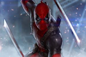 Marvel Future Fight Deadpool
