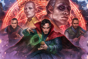 Marvel Future Fight Doctor Strange