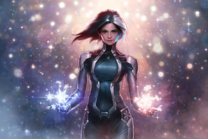 Marvel Future Fight Luna Snow