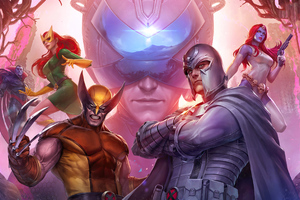 Marvel Future Fight X Men Force