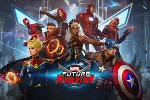 Marvel Future Revolution 2021 Wallpaper