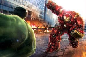 Marvel Hulkbuster 5k
