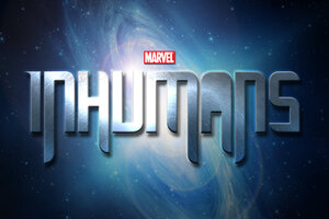 Marvel Inhumans Logo