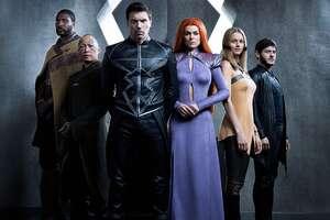 Marvel Inhumans Wallpaper