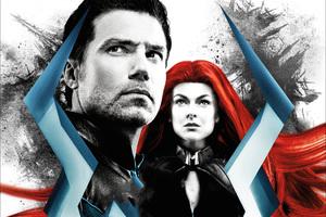 Marvel Inhumans Tv Show 2017
