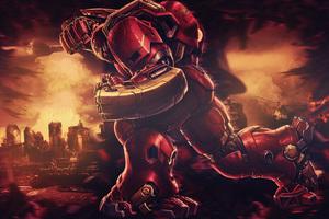 Marvel Iron Hulkbuster
