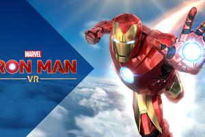 Marvel Iron Man Vr 4k