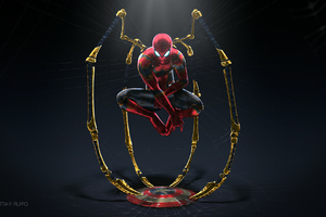 MARVEL Iron Spiderman