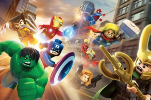 Marvel Lego Superheroes