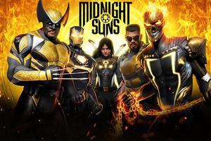 Marvel Midnight Suns Wallpaper