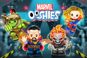 Marvel Ooshies Wallpaper