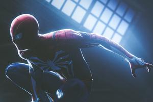 Marvel Spiderman 4k 2018