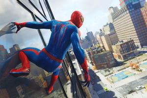 Marvel Spiderman 4k 2020 Wallpaper