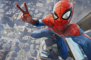 Marvel Spiderman Wallpaper