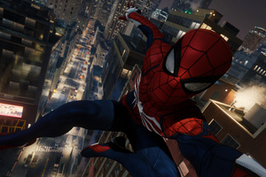 Marvel Spiderman Ps4