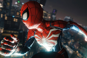 Marvel Spiderman Ps4 Game 2019 5k Wallpaper