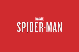 Marvel Spiderman Ps4 Logo 5k