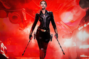 Marvel Studio Black Widow 5k