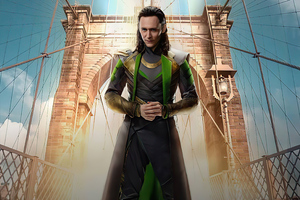 Marvel Studios Loki 4k Wallpaper