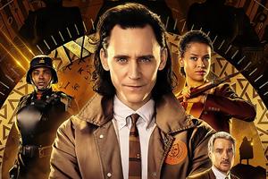 Marvel Studios Loki Tv Series Wallpaper