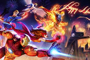 Marvel Super War 2020 Game Wallpaper