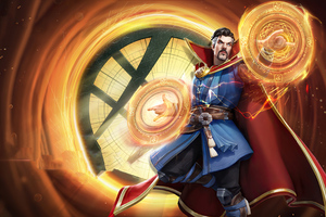 Marvel Super War Doctor Strange Wallpaper
