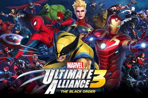 Marvel Ultimate Alliance 3 2019 4k