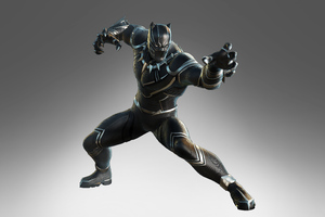 Marvel Ultimate Alliance 3 2019 Black Panther