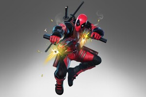 Marvel Ultimate Alliance 3 2019 Deadpool Wallpaper