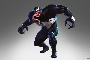 Marvel Ultimate Alliance 3 2019 Venom