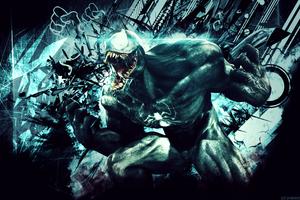 Marvel Venom 4k Wallpaper