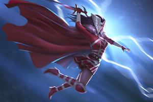 Marvel Villainous Mischief And Malice Lady Sif 4k Wallpaper
