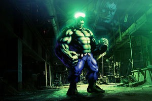 Marvel Vs Capcom 3 Hulk 4k