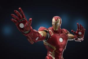 Marvel Vs Capcom 3 Iron Man 4k 2019