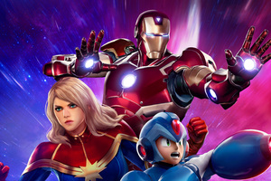Marvel Vs Capcom Infinite Story