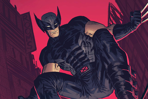 Marvel Wolverine 2020 4k