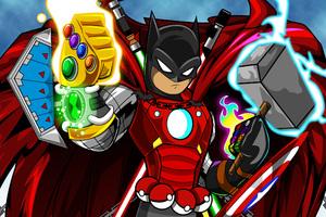 Marvellous Ultimate Batman