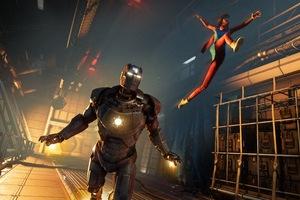Marvels Avengers 4k 2020