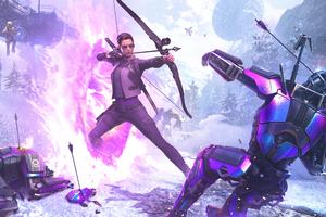 Marvels Avengers 4K Kate Bishop 2020 Wallpaper