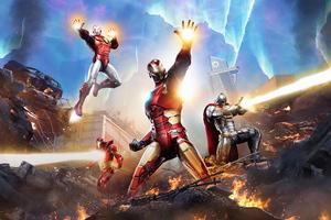 Marvels Avengers 5k Wallpaper