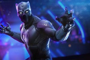 Marvels Avengers Black Panther 5k Wallpaper