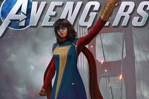 Marvels Avengers Kamala Khan 2020 Wallpaper