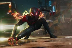Marvels Spider Man Miles Morales 2020 Wallpaper