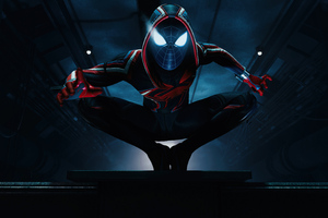 Marvels Spider Man Miles Morales 5k Wallpaper