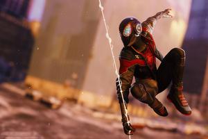 Marvels Spider Man Miles Morales Playstation 5 2020 4k
